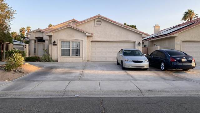 68905 Hermosillo Road, Cathedral City, CA 92234 (MLS #219065164) :: The John Jay Group - Bennion Deville Homes
