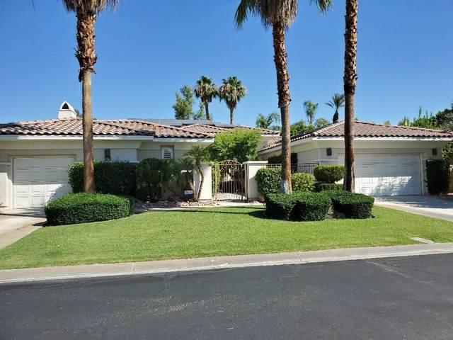39 Oakmont Drive, Rancho Mirage, CA 92270 (MLS #219065182) :: The Jelmberg Team