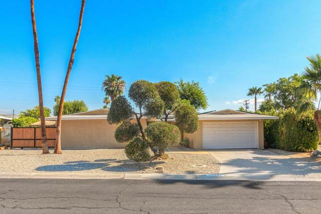 68680 Sharpless Road, Cathedral City, CA 92234 (MLS #219065184) :: The Jelmberg Team