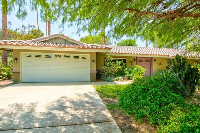 2515 San Mateo Drive, Palm Springs, CA 92264 (MLS #219065189) :: The Jelmberg Team