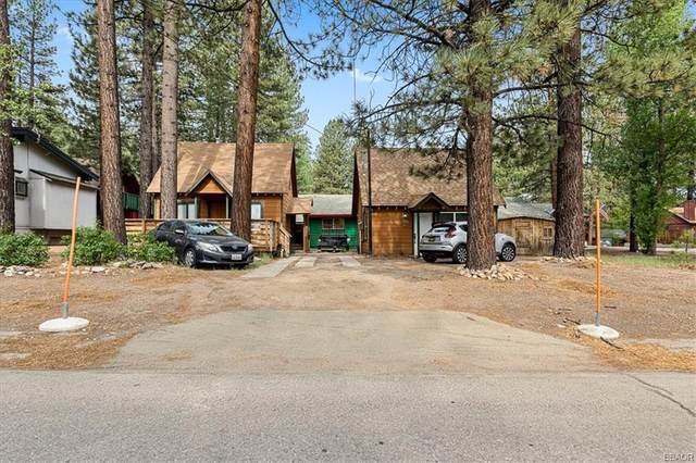 580 Thrush Drive, Big Bear Lake, CA 92315 (#219065211) :: The Pratt Group