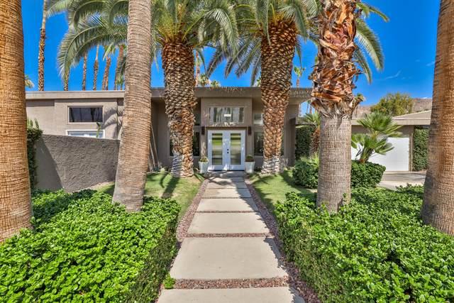 2252 S Caliente Drive, Palm Springs, CA 92264 (MLS #219065222) :: The Jelmberg Team
