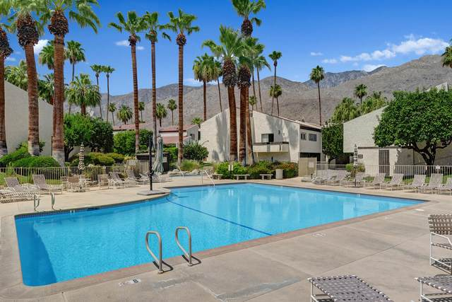 1348 S Camino Real, Palm Springs, CA 92264 (MLS #219065243) :: The Jelmberg Team