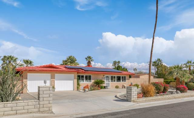 68596 Terrace Road, Cathedral City, CA 92234 (MLS #219065253) :: The Jelmberg Team