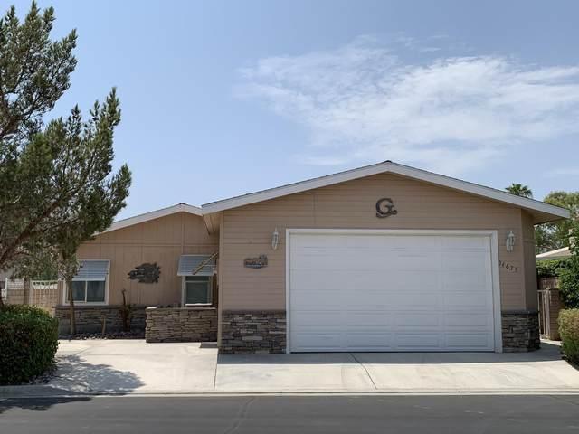 34675 Mesquite Tree Drive, Thousand Palms, CA 92276 (MLS #219065289) :: KUD Properties