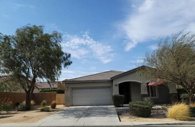 66238 Lantana Lane, Desert Hot Springs, CA 92240 (MLS #219065291) :: The Jelmberg Team