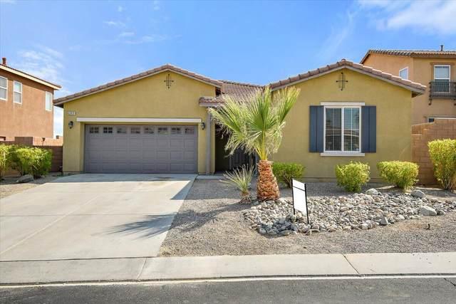 62819 N Crescent Street, Desert Hot Springs, CA 92240 (MLS #219065295) :: The Jelmberg Team
