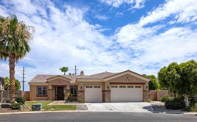 84721 Sirena Way, Indio, CA 92203 (MLS #219065302) :: KUD Properties
