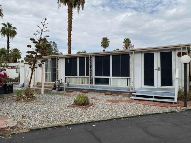 10 Mckinley Street, Cathedral City, CA 92234 (MLS #219065320) :: The Jelmberg Team