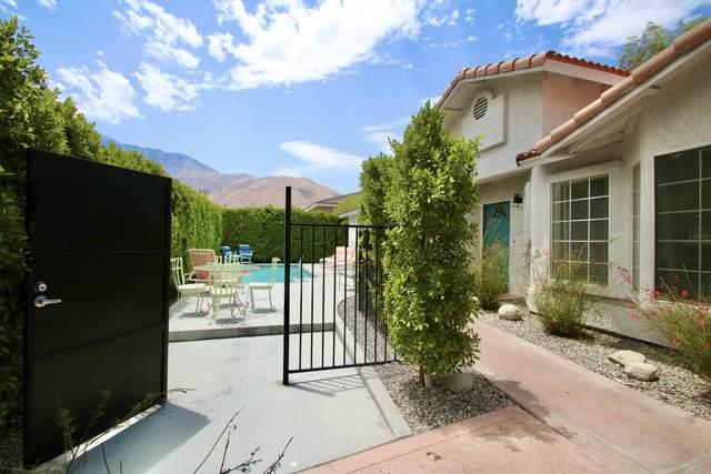 390 W Cortez Road, Palm Springs, CA 92262 (MLS #219065332) :: Hacienda Agency Inc