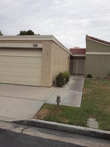 72289 Rodeo Way, Rancho Mirage, CA 92270 (MLS #219065341) :: KUD Properties