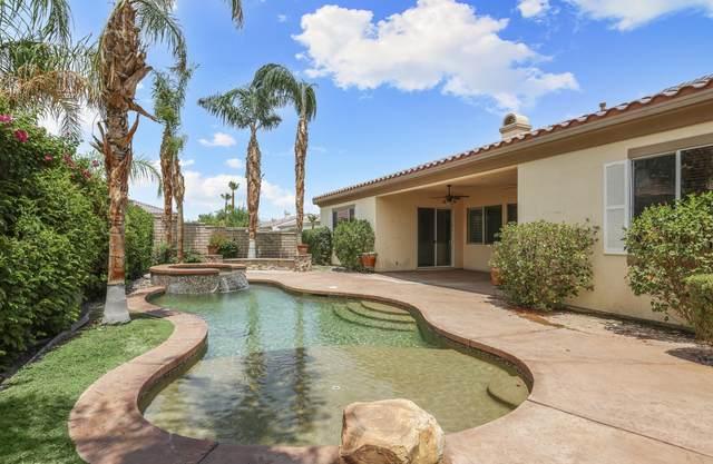 44855 Via Catalina, La Quinta, CA 92253 (MLS #219065357) :: Brad Schmett Real Estate Group