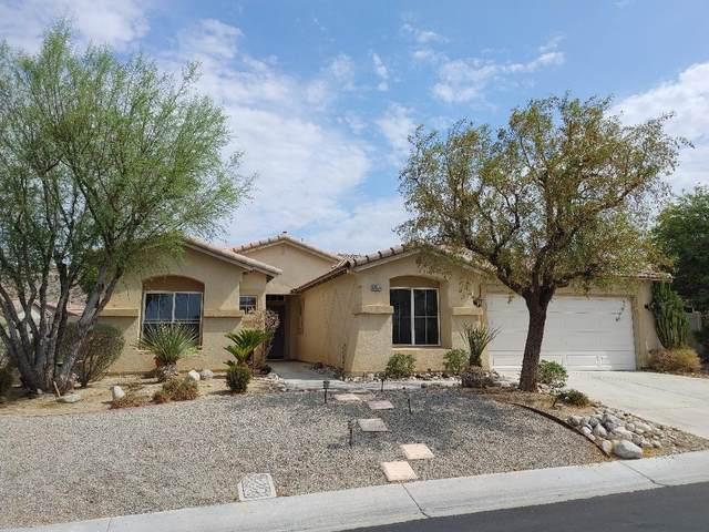 64174 Mount Blanc Court, Desert Hot Springs, CA 92240 (MLS #219065376) :: Brad Schmett Real Estate Group