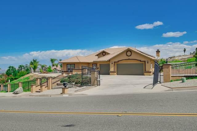18360 Berry Road, Riverside, CA 92508 (MLS #219065390) :: Hacienda Agency Inc