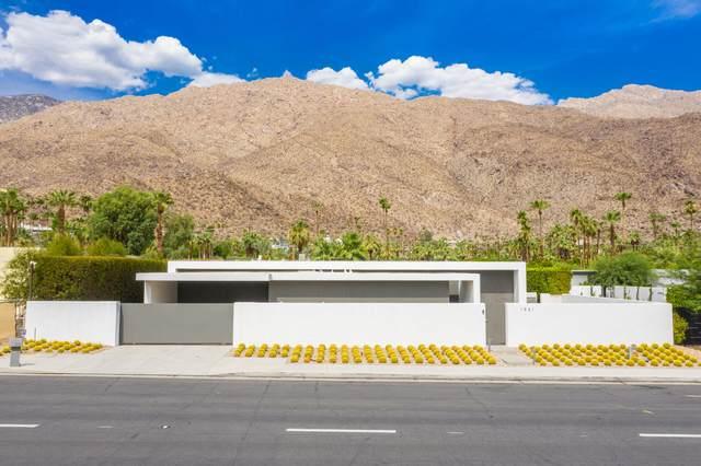 1961 S Palm Canyon Drive, Palm Springs, CA 92264 (MLS #219065393) :: Brad Schmett Real Estate Group