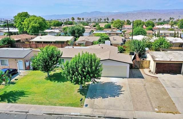 81676 De Oro Avenue, Indio, CA 92201 (MLS #219065421) :: KUD Properties
