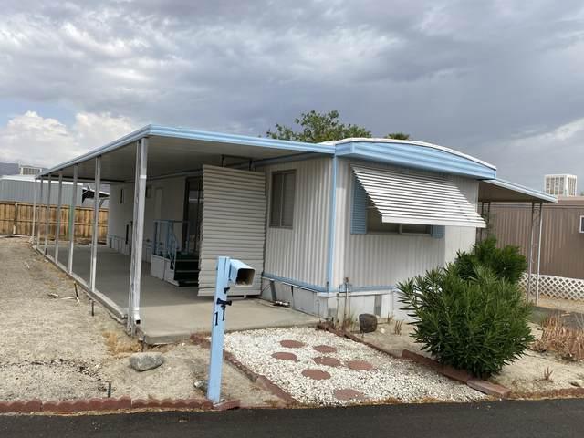 64625 Pierson Boulevard F11, Desert Hot Springs, CA 92240 (#219065436) :: The Pratt Group