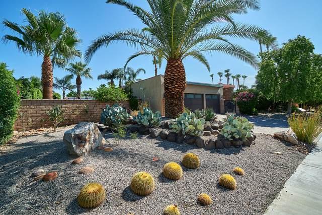 1300 E Caleta Way, Palm Springs, CA 92262 (MLS #219065525) :: Hacienda Agency Inc