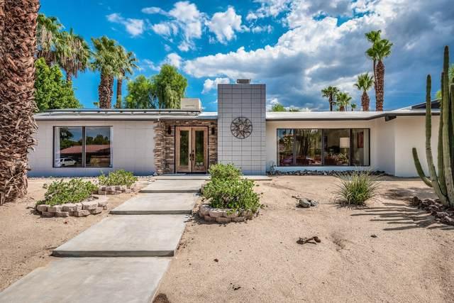 74111 Setting Sun Trail, Palm Desert, CA 92260 (MLS #219065528) :: Zwemmer Realty Group