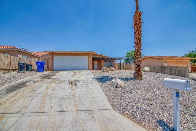 11870 Verbena Drive, Desert Hot Springs, CA 92240 (MLS #219065589) :: Brad Schmett Real Estate Group