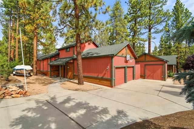 42512 Fox Farm Road, Big Bear Lake, CA 92315 (#219065627) :: The Pratt Group