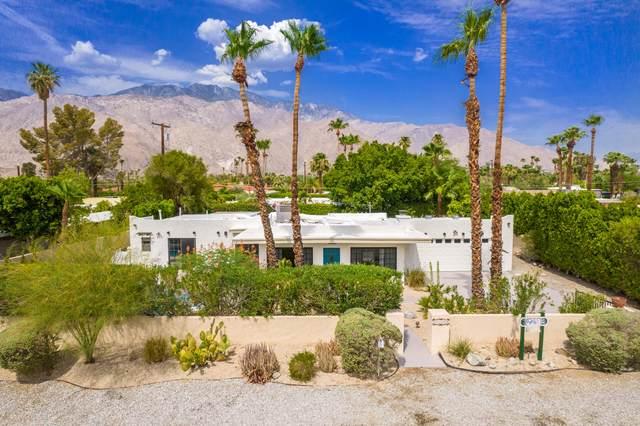 1127 N Calle Marcus, Palm Springs, CA 92262 (MLS #219065641) :: Zwemmer Realty Group
