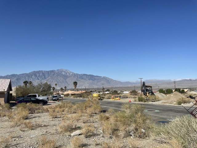 0 Vista Del Valle, Desert Hot Springs, CA 92240 (#219065673) :: The Pratt Group