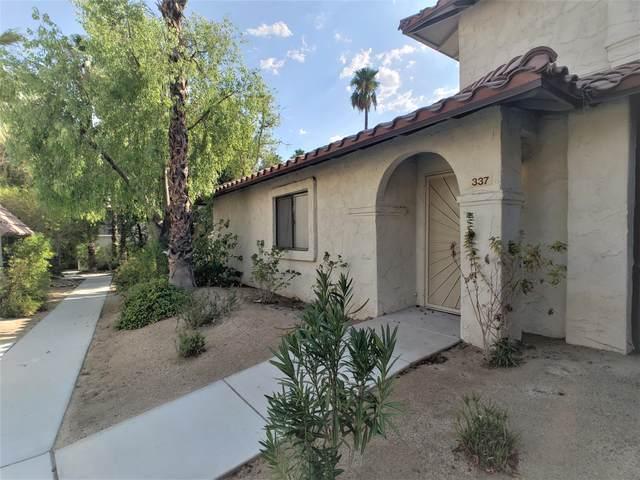 337 W Mariscal Road, Palm Springs, CA 92262 (MLS #219065700) :: Brad Schmett Real Estate Group