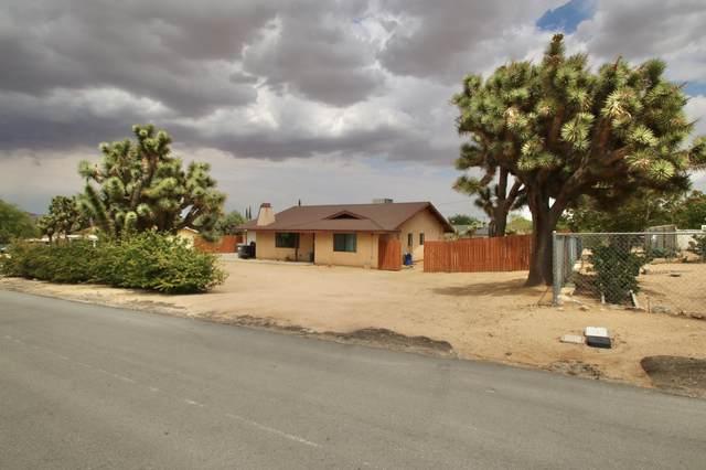 7597 Condalia Avenue, Yucca Valley, CA 92284 (#219065701) :: The Pratt Group