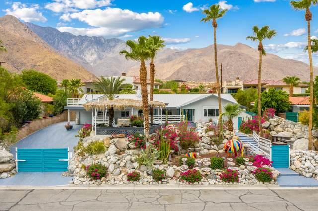 2233 N Milo Drive, Palm Springs, CA 92262 (MLS #219065730) :: Brad Schmett Real Estate Group