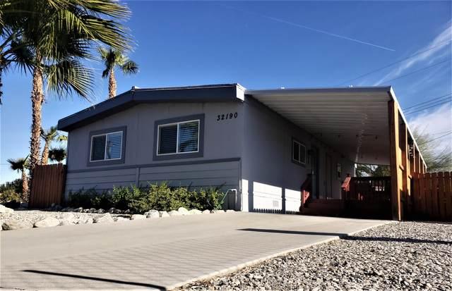32190 Cody Avenue, Thousand Palms, CA 92276 (MLS #219065757) :: Mark Wise | Bennion Deville Homes