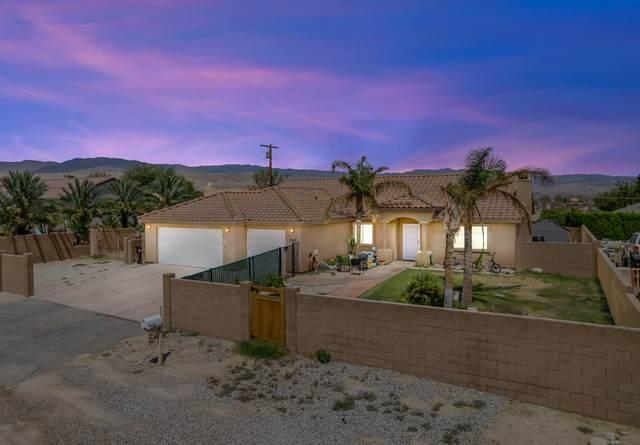31180 Desert Palm Drive, Thousand Palms, CA 92276 (MLS #219065766) :: Lisa Angell