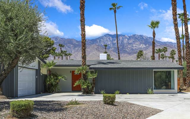 2177 S Broadmoor Drive, Palm Springs, CA 92264 (MLS #219065833) :: Mark Wise   Bennion Deville Homes