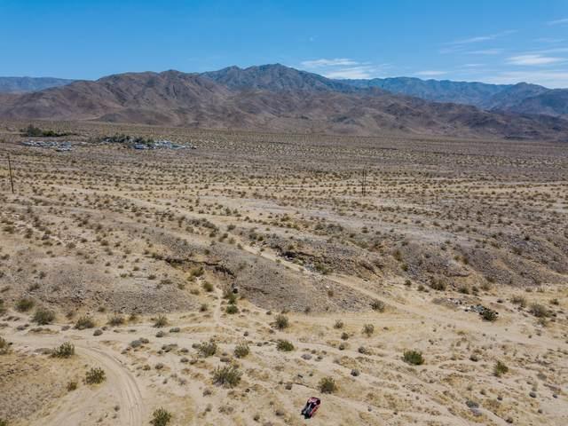 0 Dillion Road, Desert Hot Springs, CA 92241 (#219065955) :: The Pratt Group