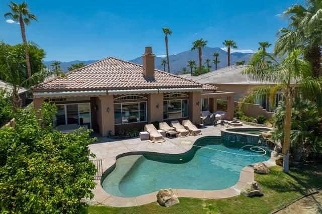 81630 Tiburon Drive, La Quinta, CA 92253 (MLS #219065961) :: The Sandi Phillips Team