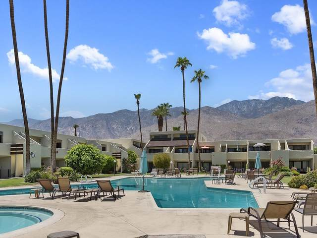 1655 E Palm Canyon Drive, Palm Springs, CA 92264 (MLS #219066054) :: Zwemmer Realty Group
