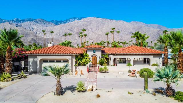 681 S Thornhill Road, Palm Springs, CA 92264 (MLS #219066063) :: Mark Wise   Bennion Deville Homes
