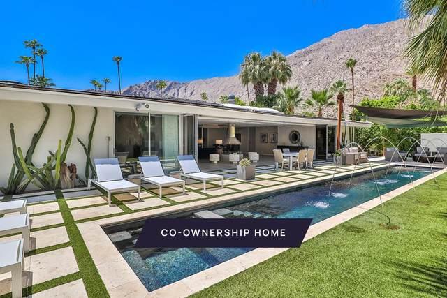 580 W Panga Way, Palm Springs, CA 92262 (MLS #219066091) :: Lisa Angell