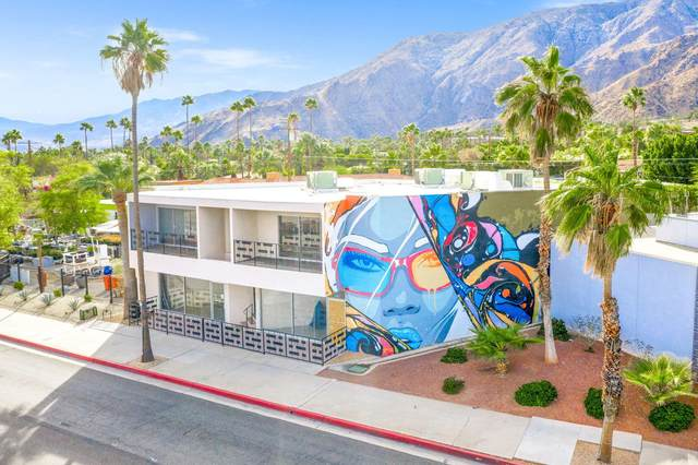 2481 N Palm Canyon Drive, Palm Springs, CA 92262 (MLS #219066105) :: KUD Properties