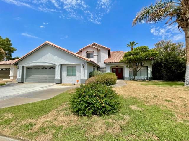 78672 Siena Court, La Quinta, CA 92253 (MLS #219066138) :: Lisa Angell