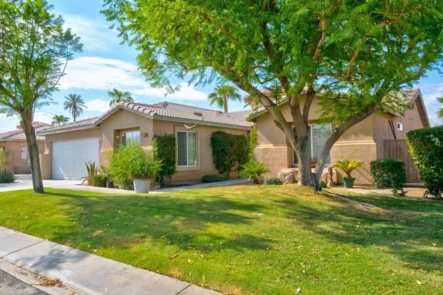 81324 Avenida Esmeralda, Indio, CA 92201 (MLS #219066158) :: Zwemmer Realty Group