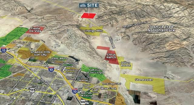 0 Dillon Road & Happy Valley Dr, Sky Valley, CA 92241 (#219066179) :: The Pratt Group