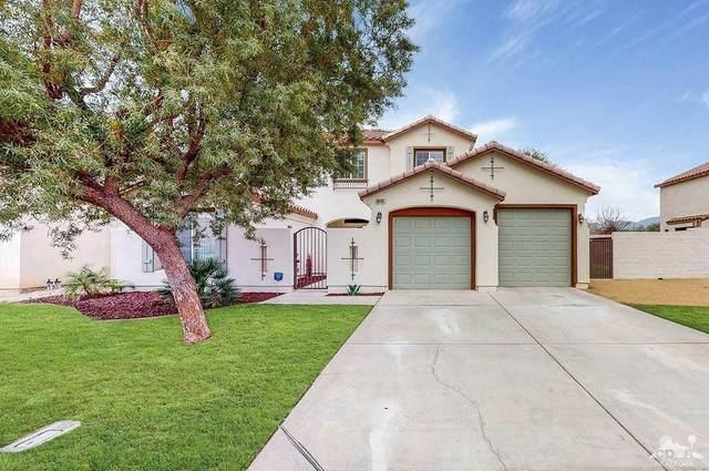 83451 San Asis Drive, Coachella, CA 92236 (MLS #219066305) :: Zwemmer Realty Group