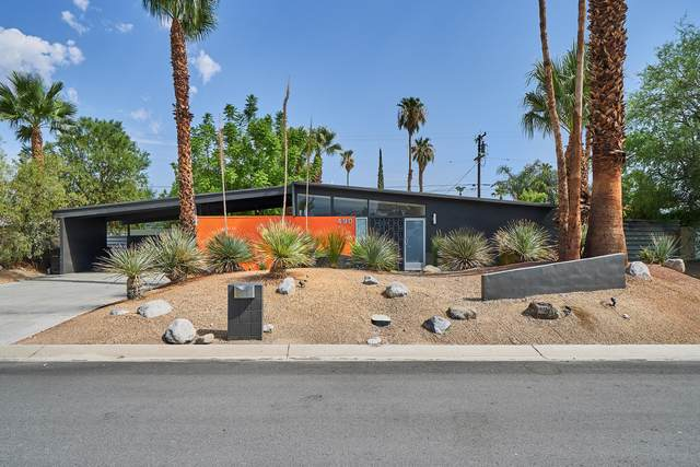 490 E Glen Circle, Palm Springs, CA 92262 (MLS #219066398) :: Mark Wise | Bennion Deville Homes