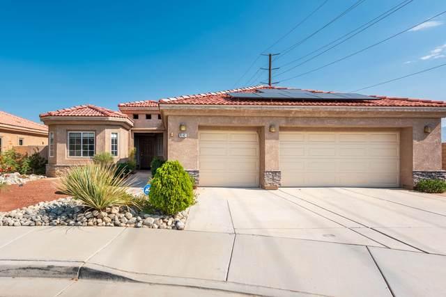 74142 E Petunia Place, Palm Desert, CA 92211 (MLS #219066411) :: Brad Schmett Real Estate Group
