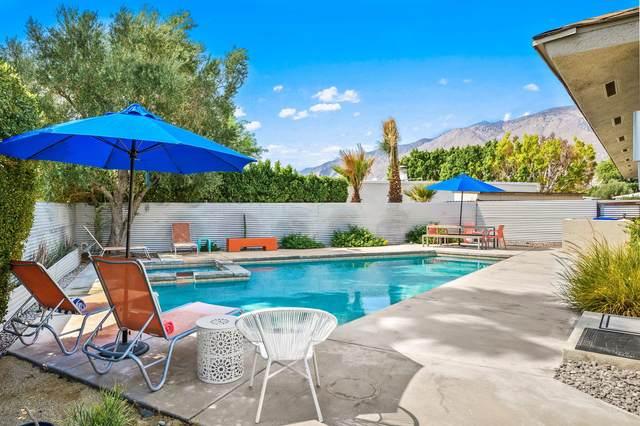 2390 N Aurora Drive, Palm Springs, CA 92262 (MLS #219066429) :: Brad Schmett Real Estate Group