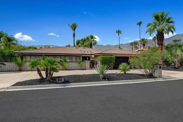 5365 E Cherry Hills Drive, Palm Springs, CA 92264 (MLS #219066524) :: Mark Wise   Bennion Deville Homes