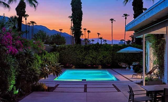 1901 Cadiz Circle, Palm Springs, CA 92264 (MLS #219066550) :: Zwemmer Realty Group