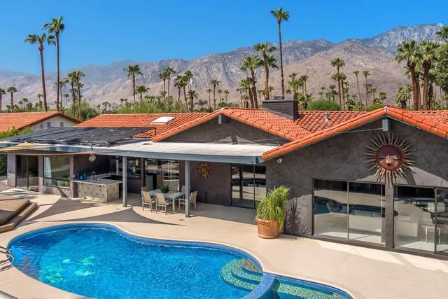 1446 La Reina Way, Palm Springs, CA 92264 (MLS #219066580) :: Zwemmer Realty Group