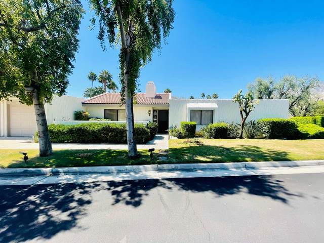 2113 Sunshine Way, Palm Springs, CA 92264 (MLS #219066635) :: Zwemmer Realty Group